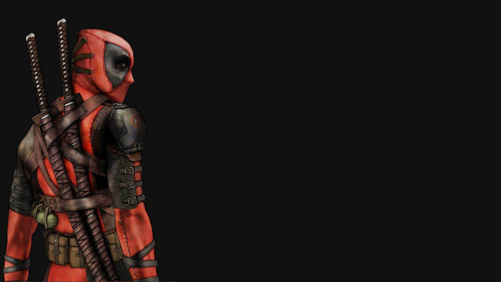 Deadpool Game Wallpaper 1920x1080 Deadpool wade 19201080 1920x1080