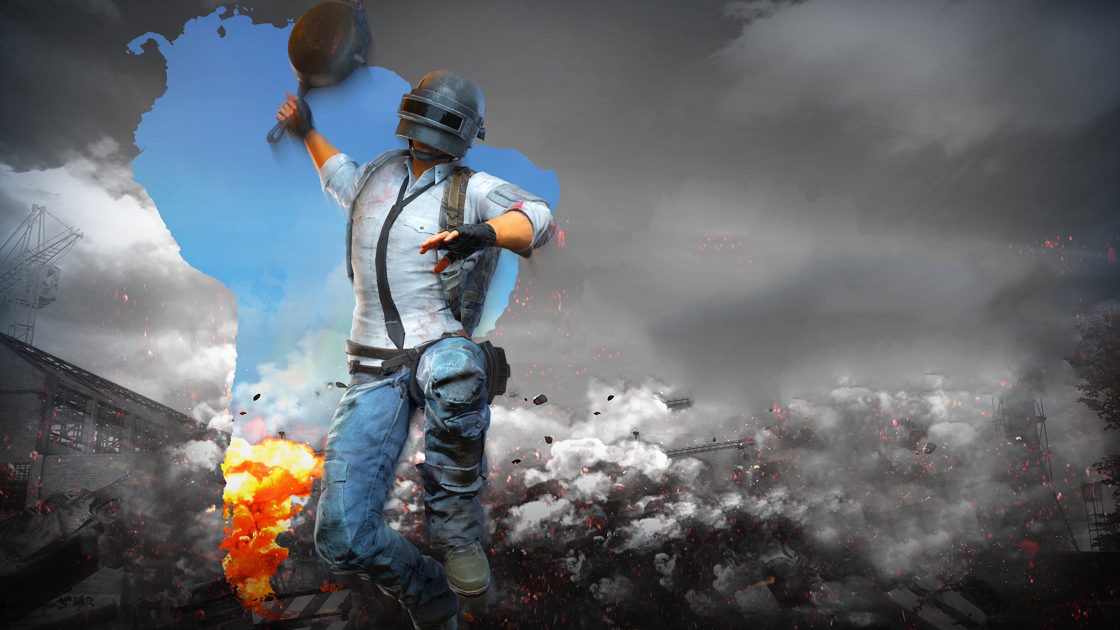 12 PUBG Wallpapers in Full HD for PC and Phone ATechGuides 3840x2160