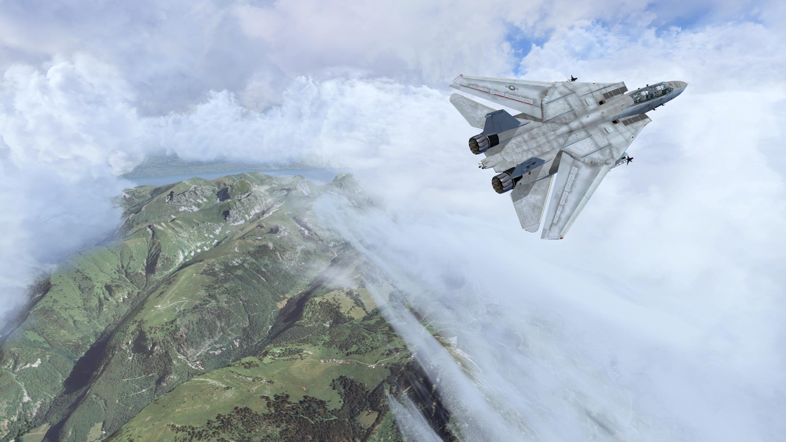 Video Game   Microsoft Flight Simulator Wallpaper 2560x1440