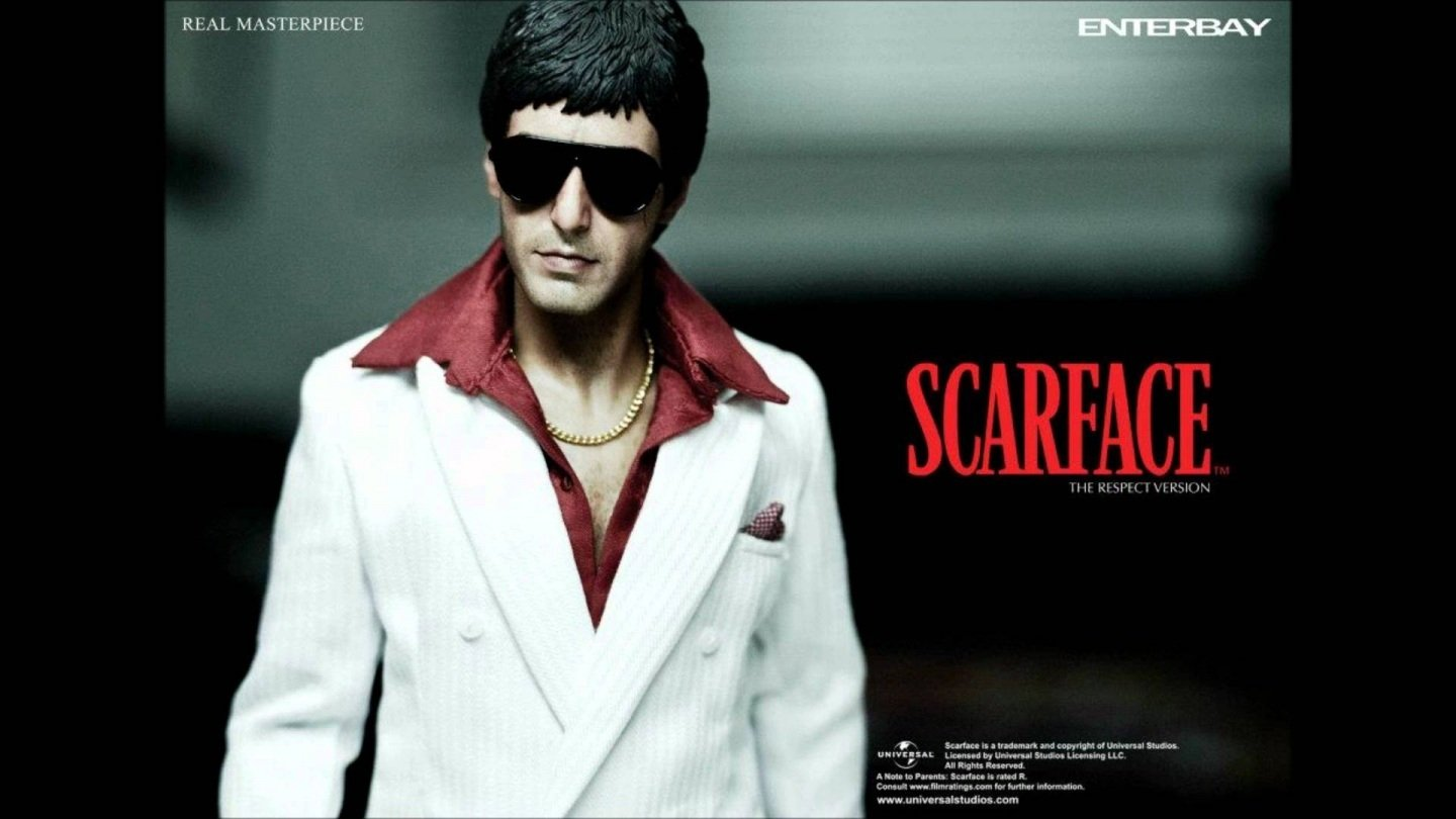 wallpapers scarface hd wallpaper - photo #8