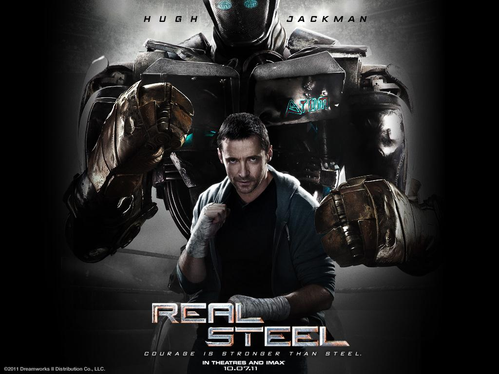 Real Steel 1024x768