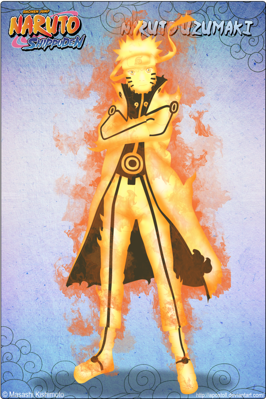 Naruto Nine Tails Cloak Wallpaper Images Pictures   Becuo 900x1350