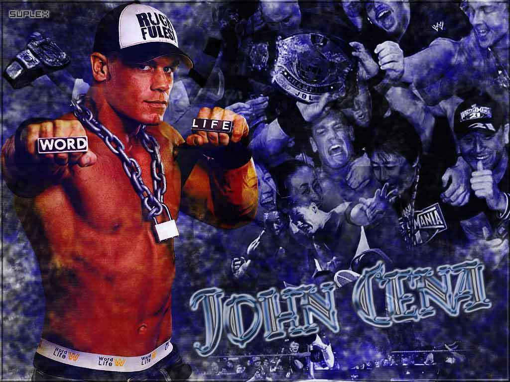 John Cena   Professional Wrestling Wallpaper 17108631 1024x768