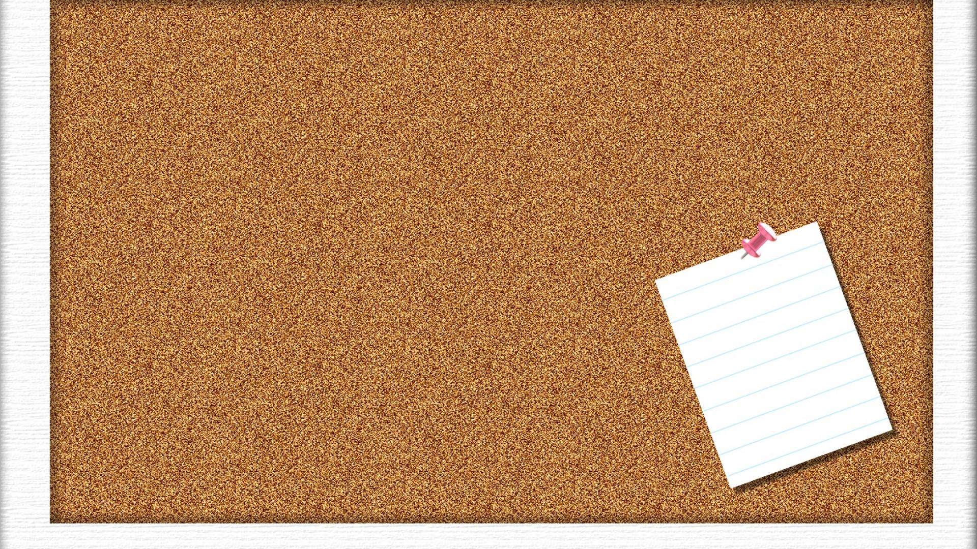 corkboard desktop wallpaper wallpapersafari