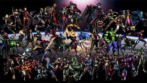Marvel Hd Wallpapers 1080p Wallpapersafari