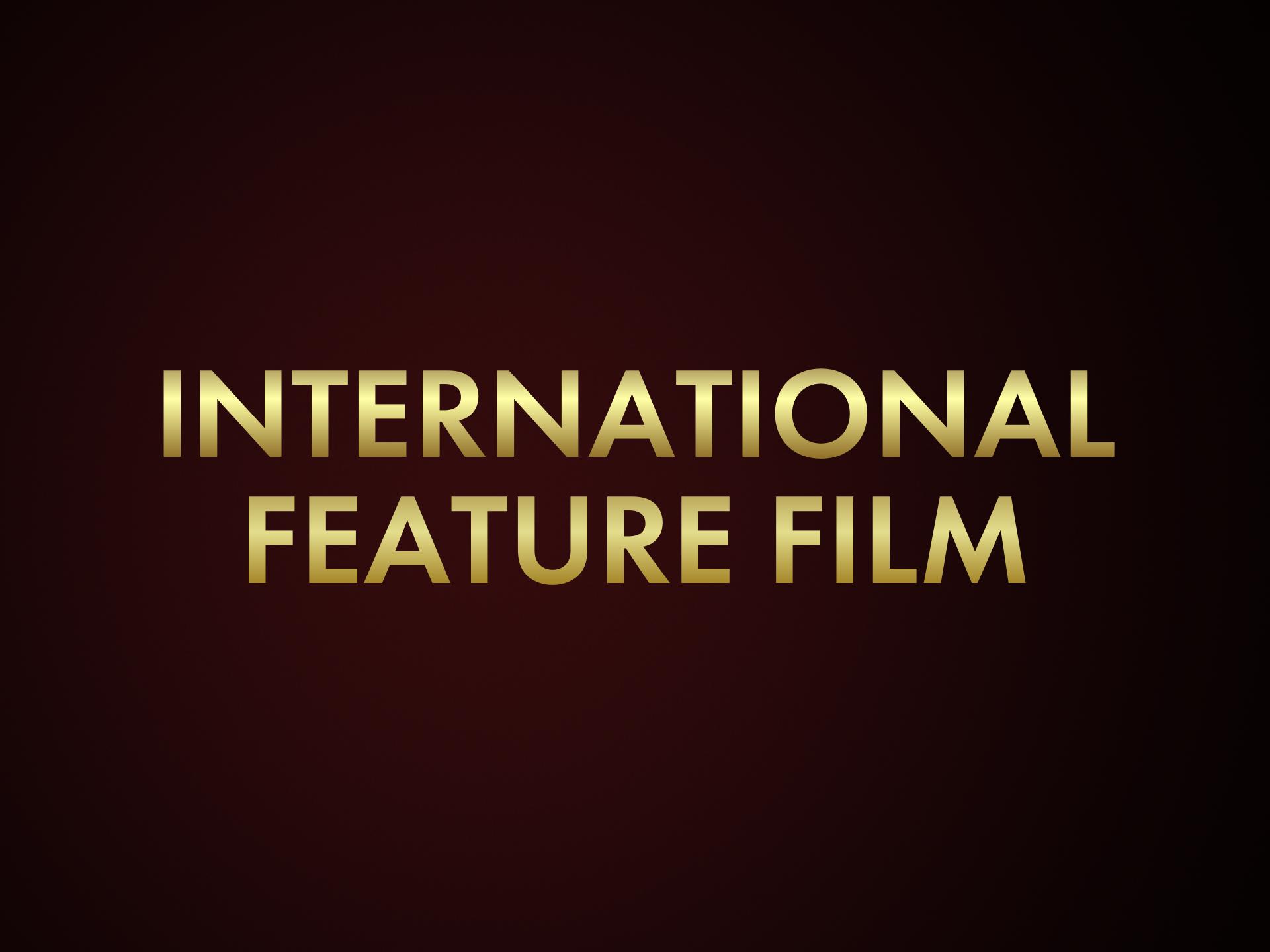 International Feature Film Oscar Nominations 2020   Oscars 2020 1920x1440