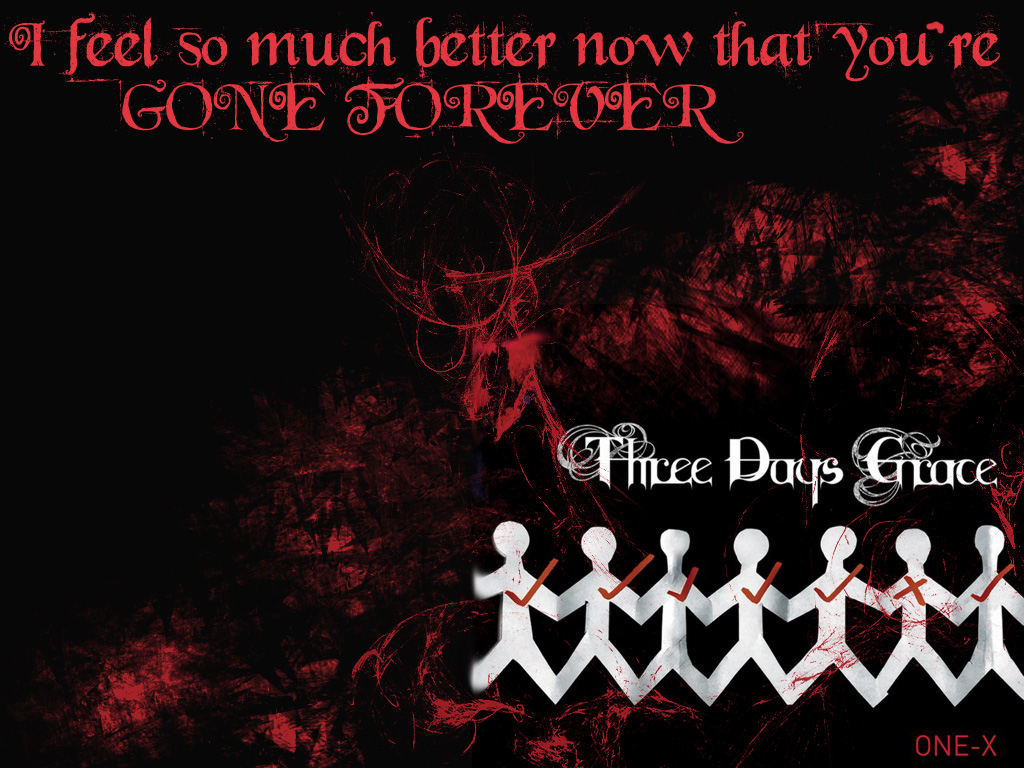 Three Days Grace Background posted by Ryan Peltier 1024x768