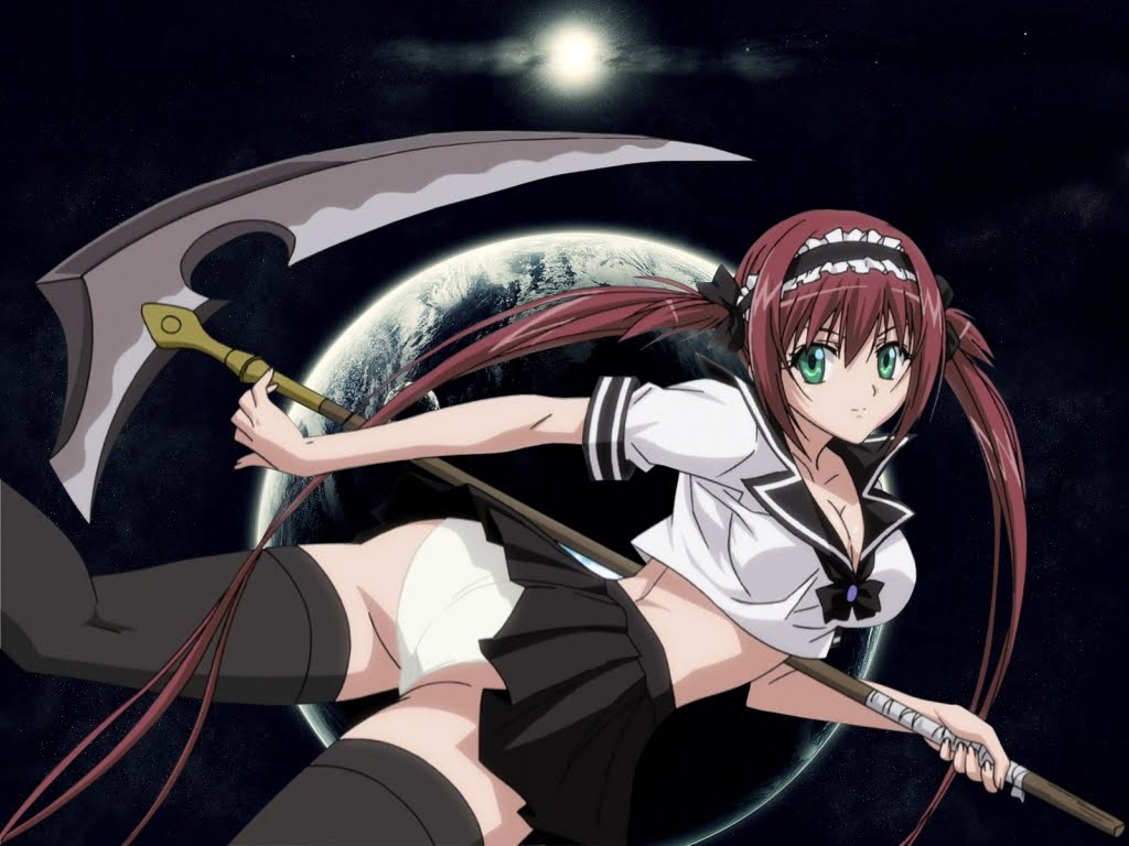 Airi the ghost maid Queens Blade Image Wallpapers 1024x768