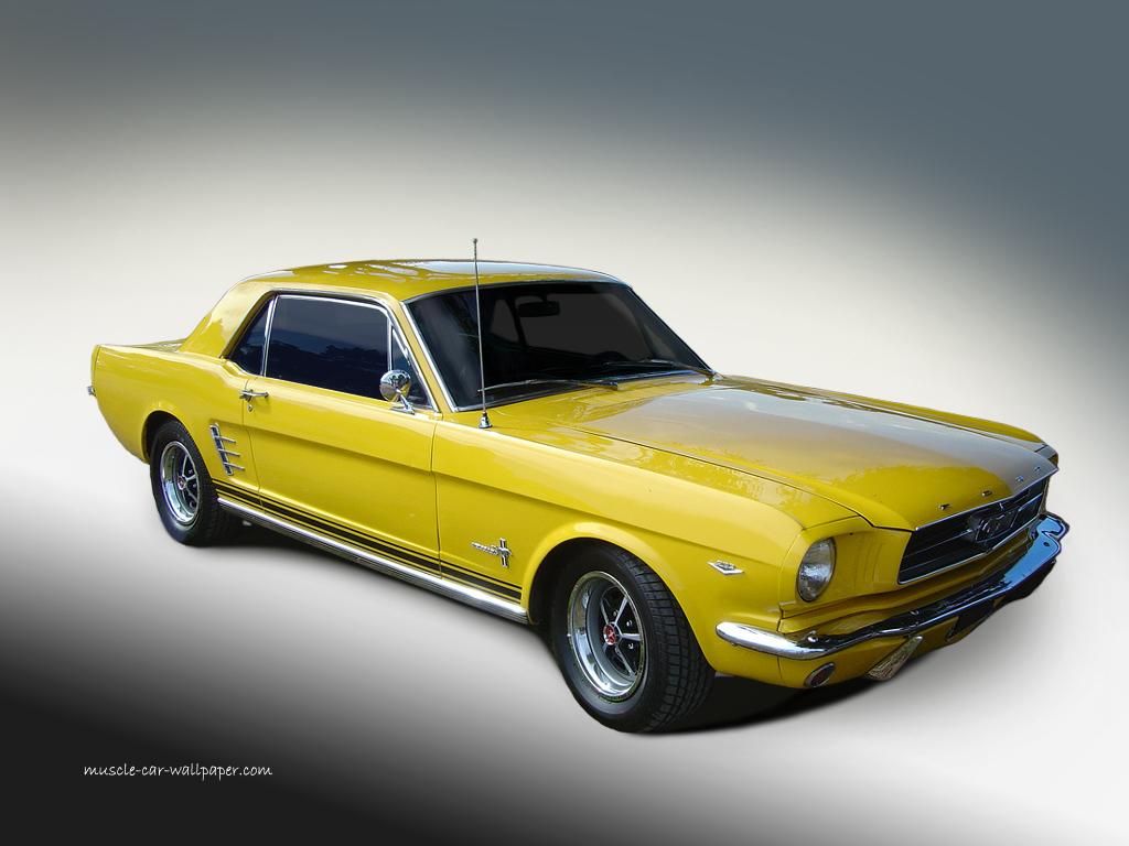 66 Mustang Wallpaper Wallpapersafari
