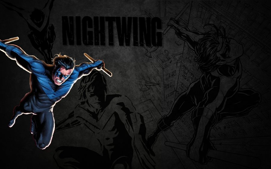 Go Back Gallery For Red Nightwing Iphone Wallpaper 900x563