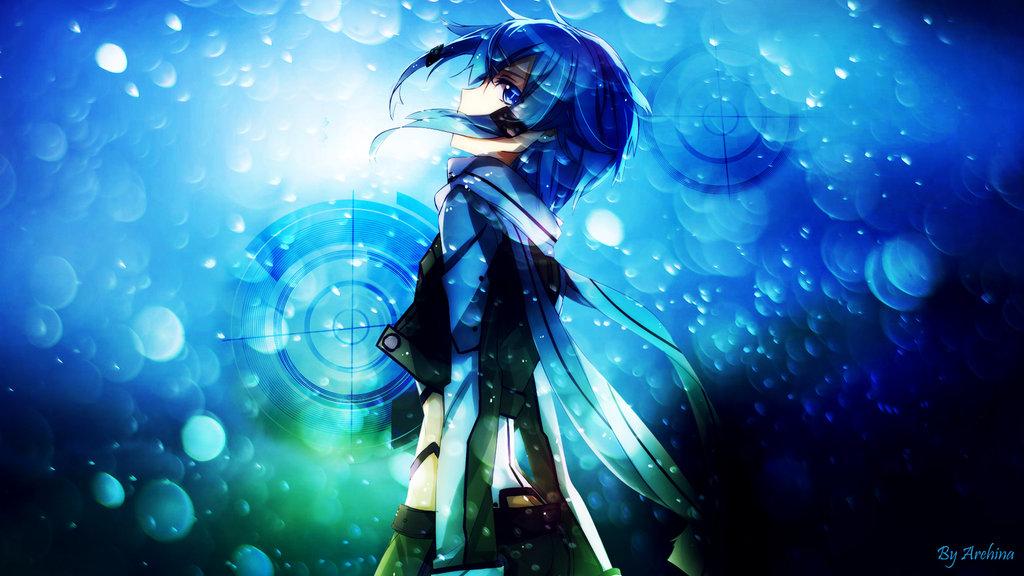 Download Sword Art Online 2 GGO Sinon Wallpaper By Arehina