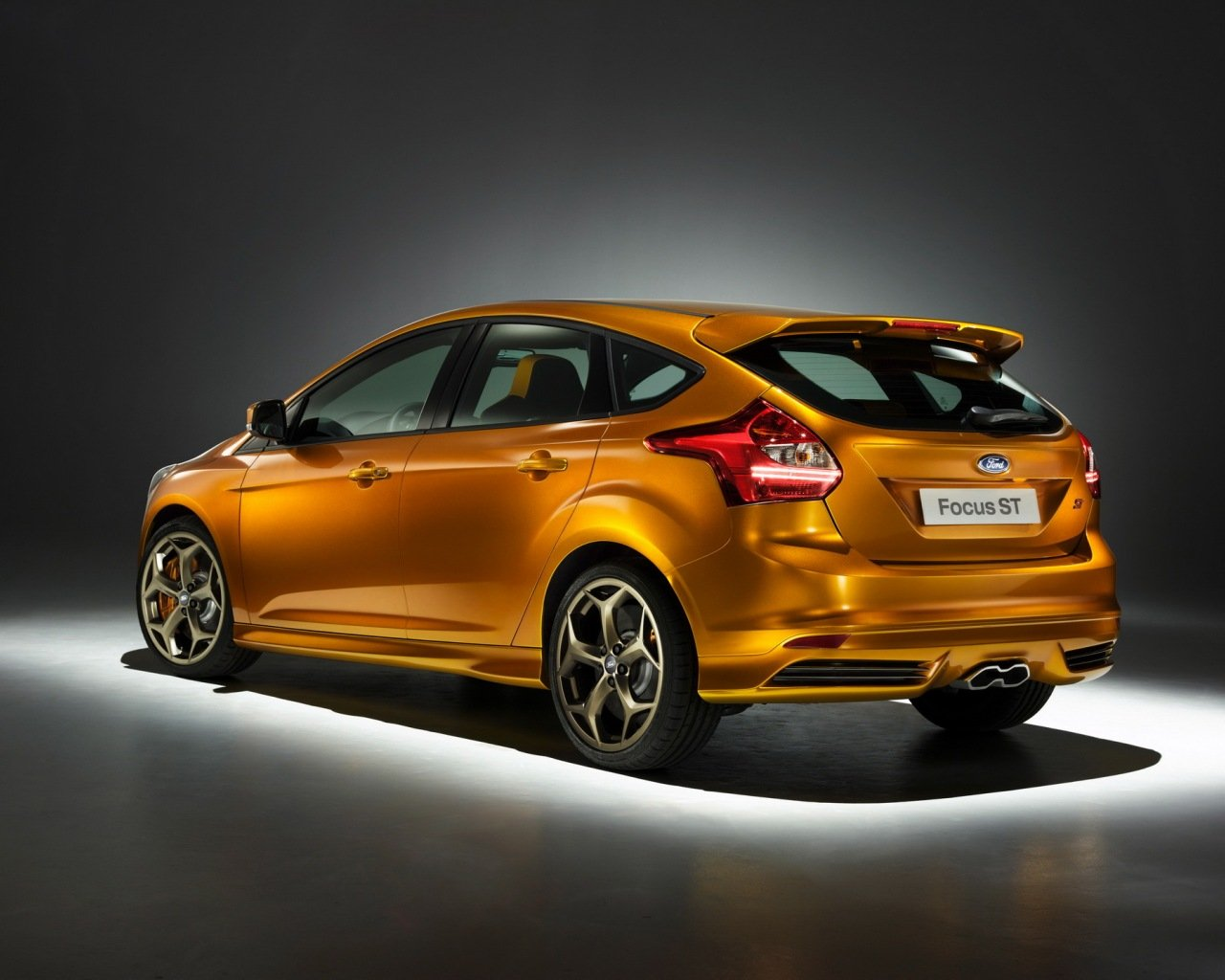 Ford Focus ST photos and wallpapers   tuningnewsnet 1280x1024
