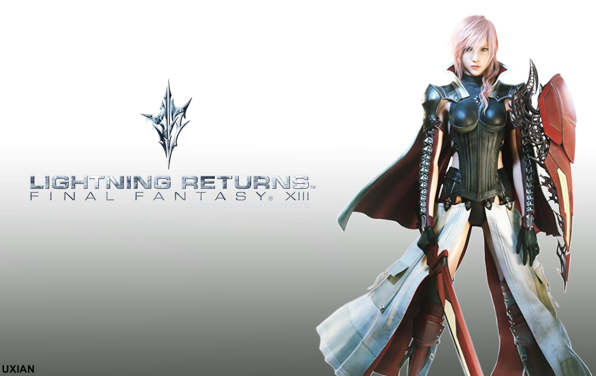 Final Fantasy Lightning Returns Wallpaper