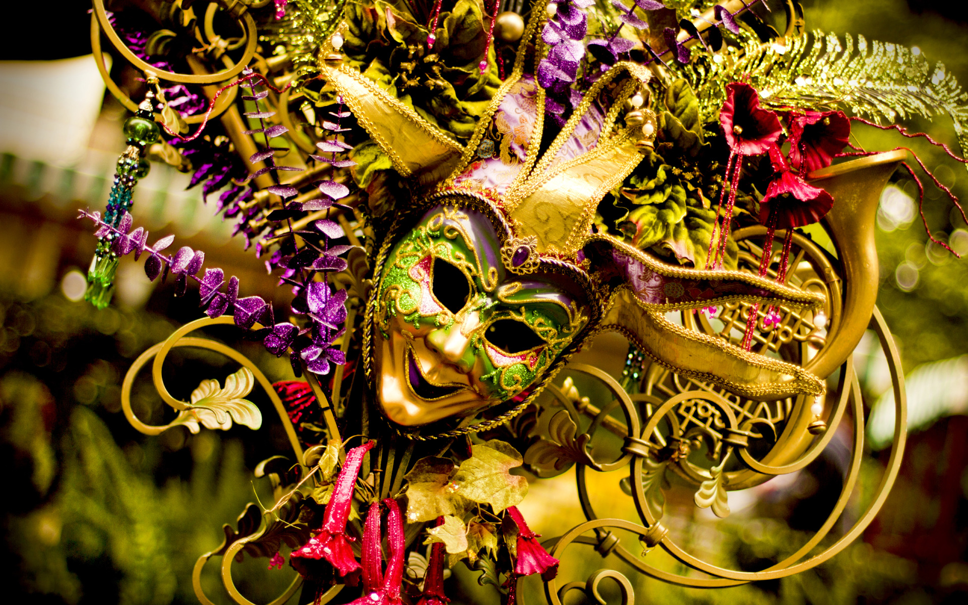 Mardi Gras Carnival 1920x1200