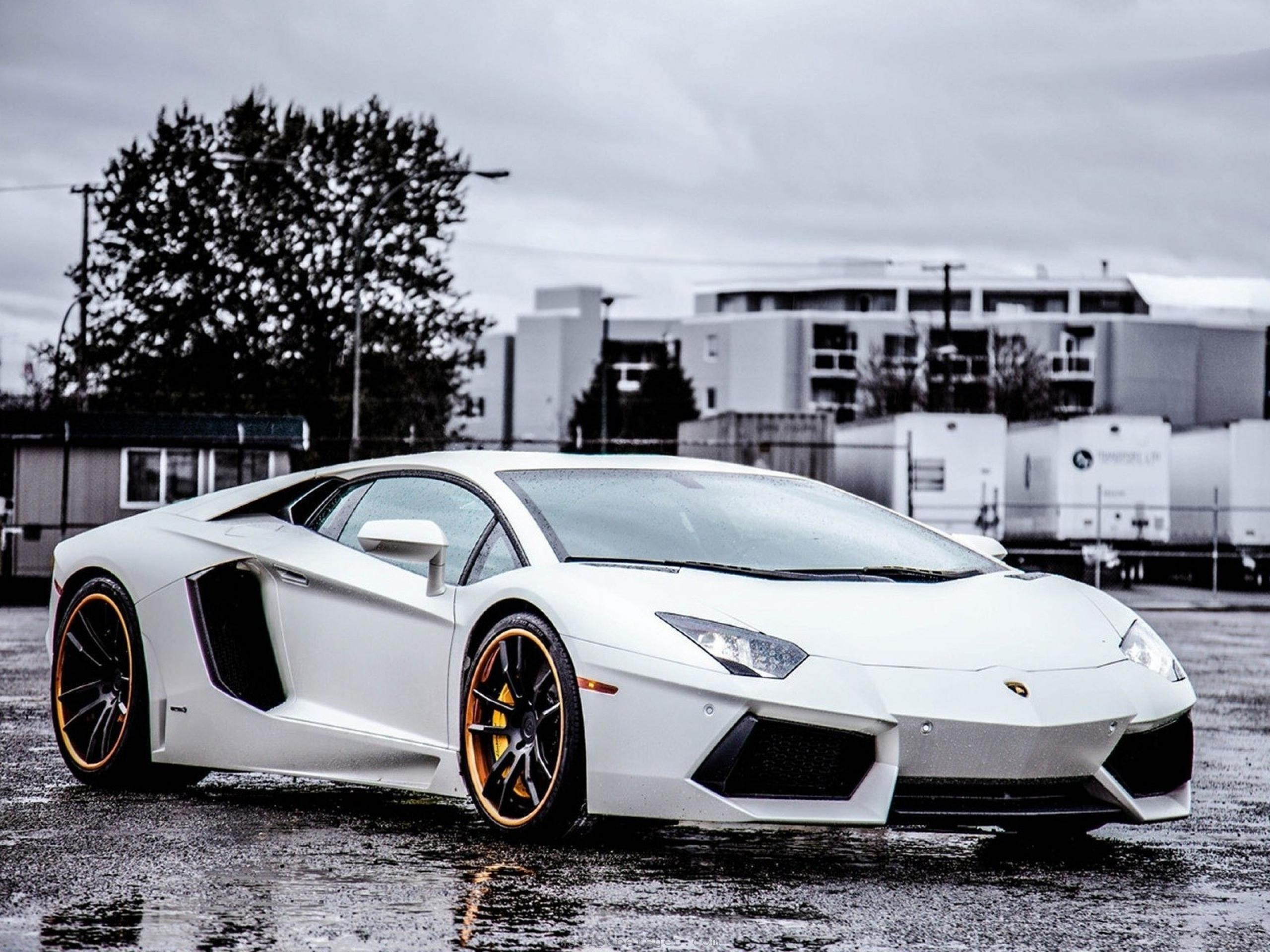 Hd wallpaper lamborghini - Download White Italy Lamborghini Aventador New Hd Wallpaper Full Size