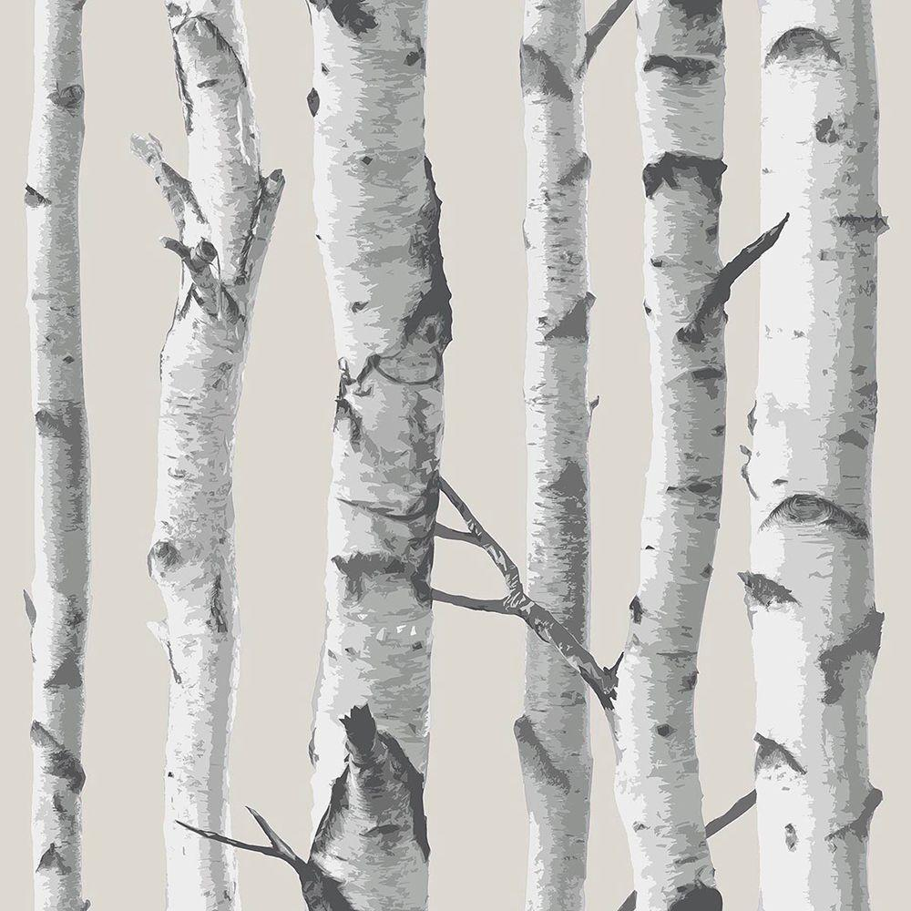 75 sq ft Birch Tree Peel and Stick Wallpaper NU1650   The Home Depot 1000x1000