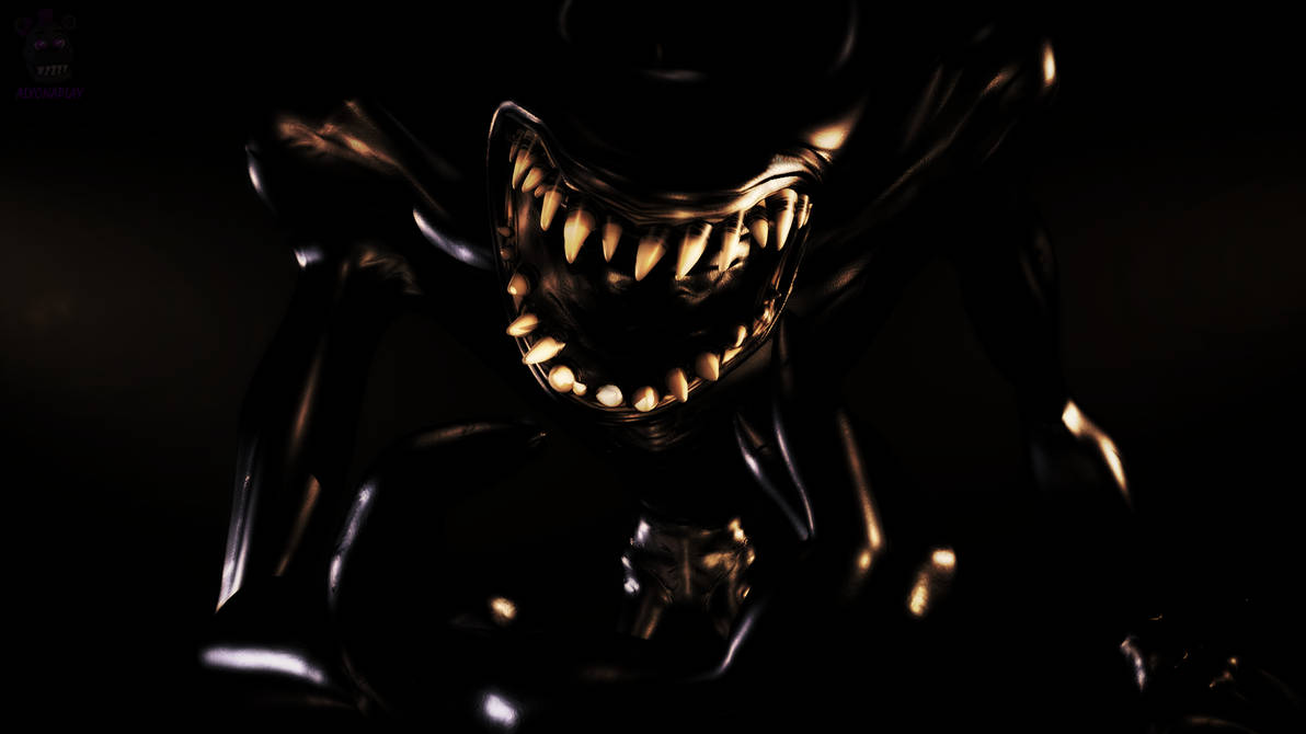 Beast Bendy Wallpaper   Bendy Wallpaper HD 1192x670