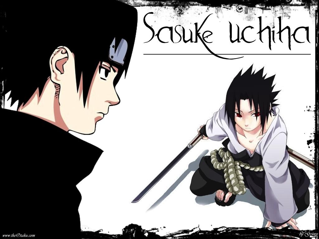 Anime Wallpaper Wallpaper Anime Sasuke Keren Untuk Android Hd