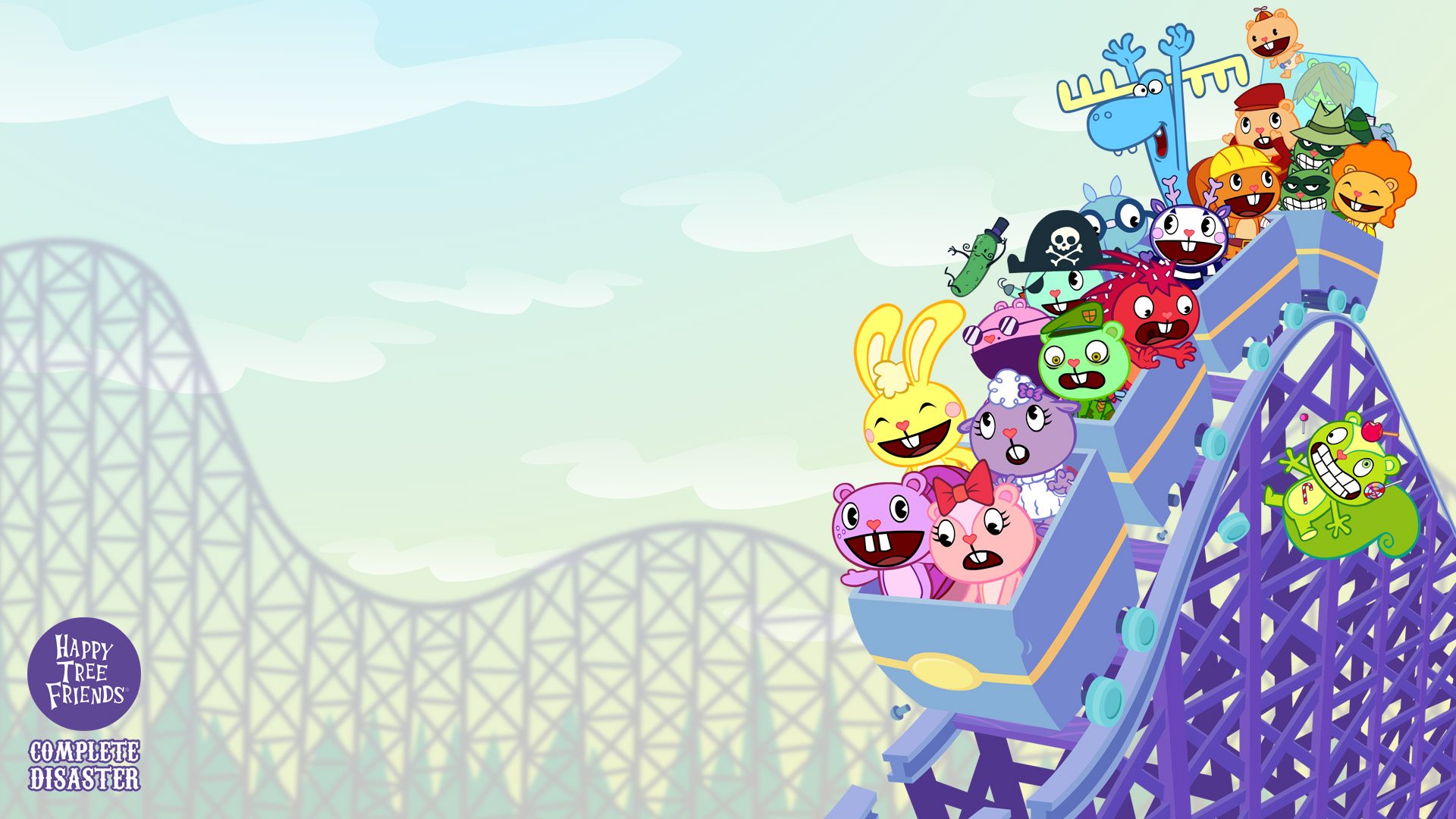Happy Tree Friends Complete Disaster Wallpapers   Happy Tree Friends 1920x1080