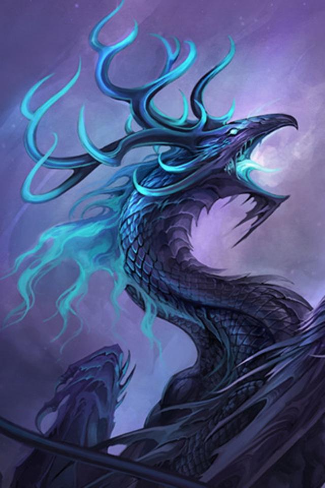 Dragon IPhone HD Wallpaper Download 640x960