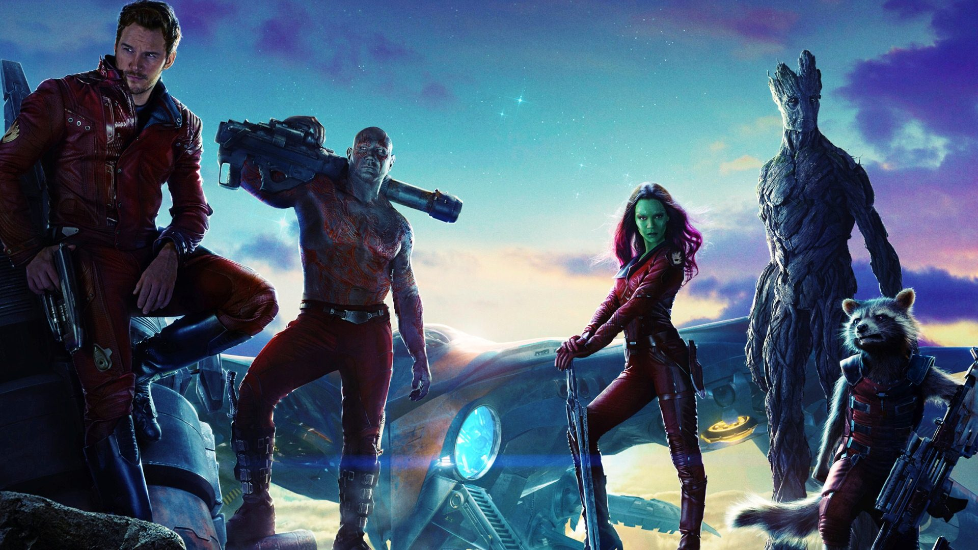 Guardians of the Galaxy 2014   Wallpaper High Definition High 1920x1080