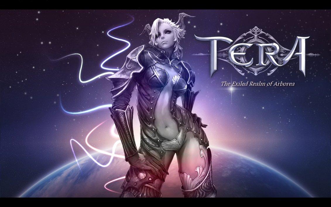 TERA Castanic Wallpaper 03 by Neyjour 1131x707