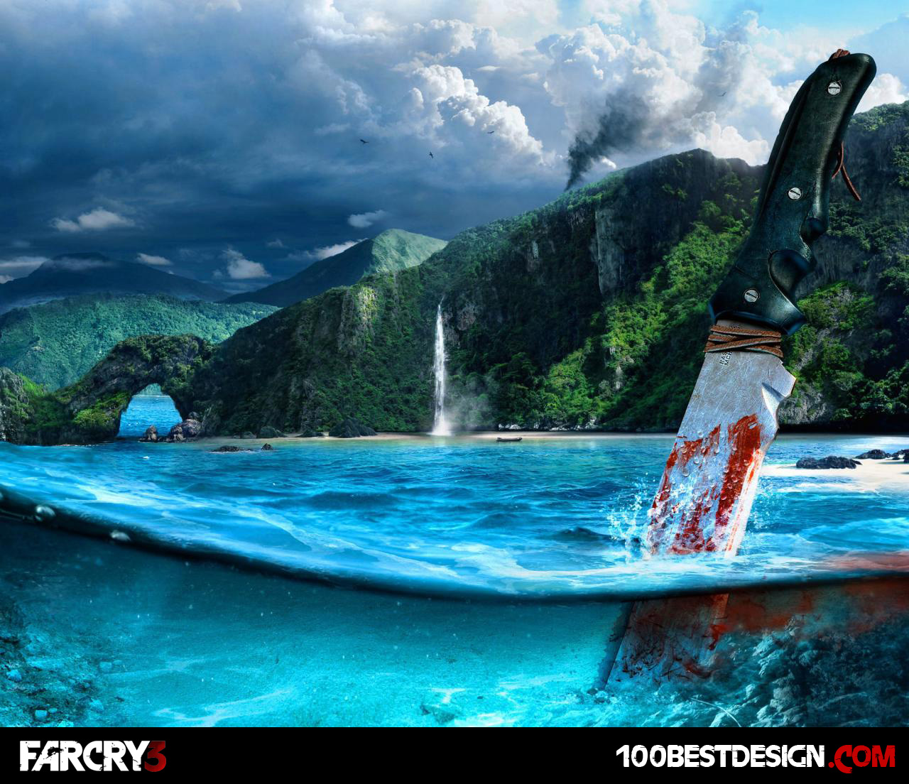 100 Best Far Cry 3 HD Wallpapers And Backgrounds 100 Best Design 1280x1104