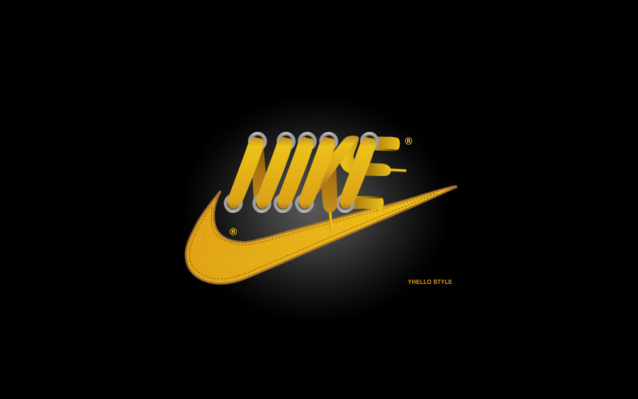 Nike Laces by Hugo Silva Abduzeedo Design Inspiration 1280x800