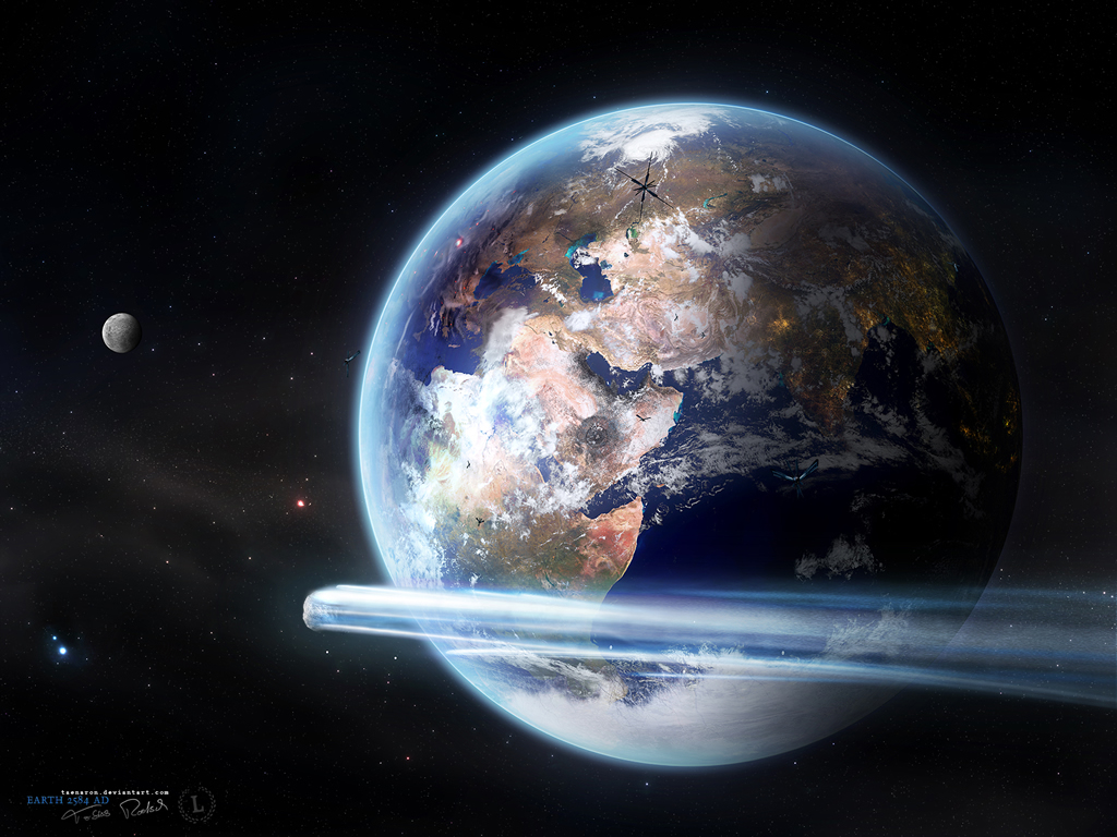 HD wallpaper Lovely New Earth Wallpaper Normal High Resolution by 1024x768