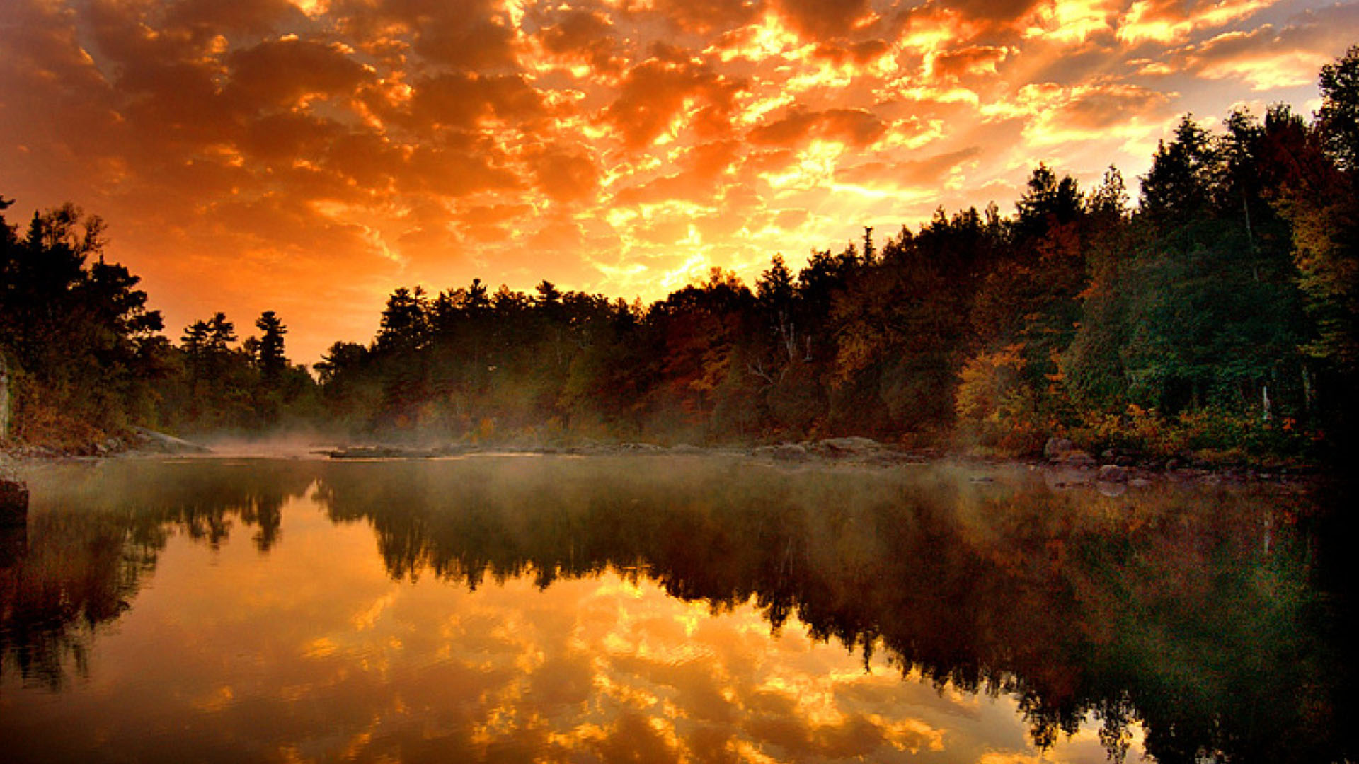 Nature Sunset Wallpaper HD 1080p HD Wallpaper 1920x1080