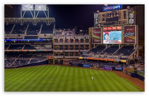 Petco Park Baseball Stadium HD desktop wallpaper Widescreen High 510x330