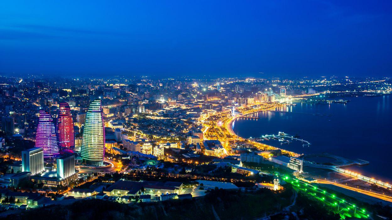 Baku Azerbaijan wallpaper 4256x2387 924450 WallpaperUP 1248x700