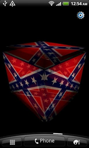 Confederate Flag Wallpaper 307x512