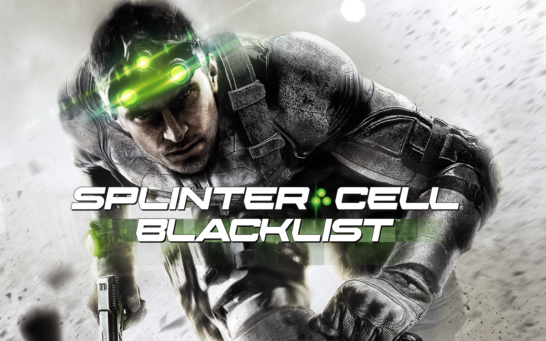 Splinter Cell Blacklist 2013 Game Wallpapers HD Wallpapers 2880x1800