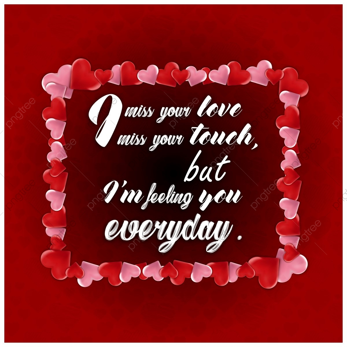 Love Quotes Red Background And Frame Valentines Valentine 1200x1200