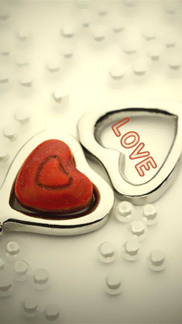 iphone 5 wallpapers hd cute love heart iphone 5 wallpapers hd 640x1136