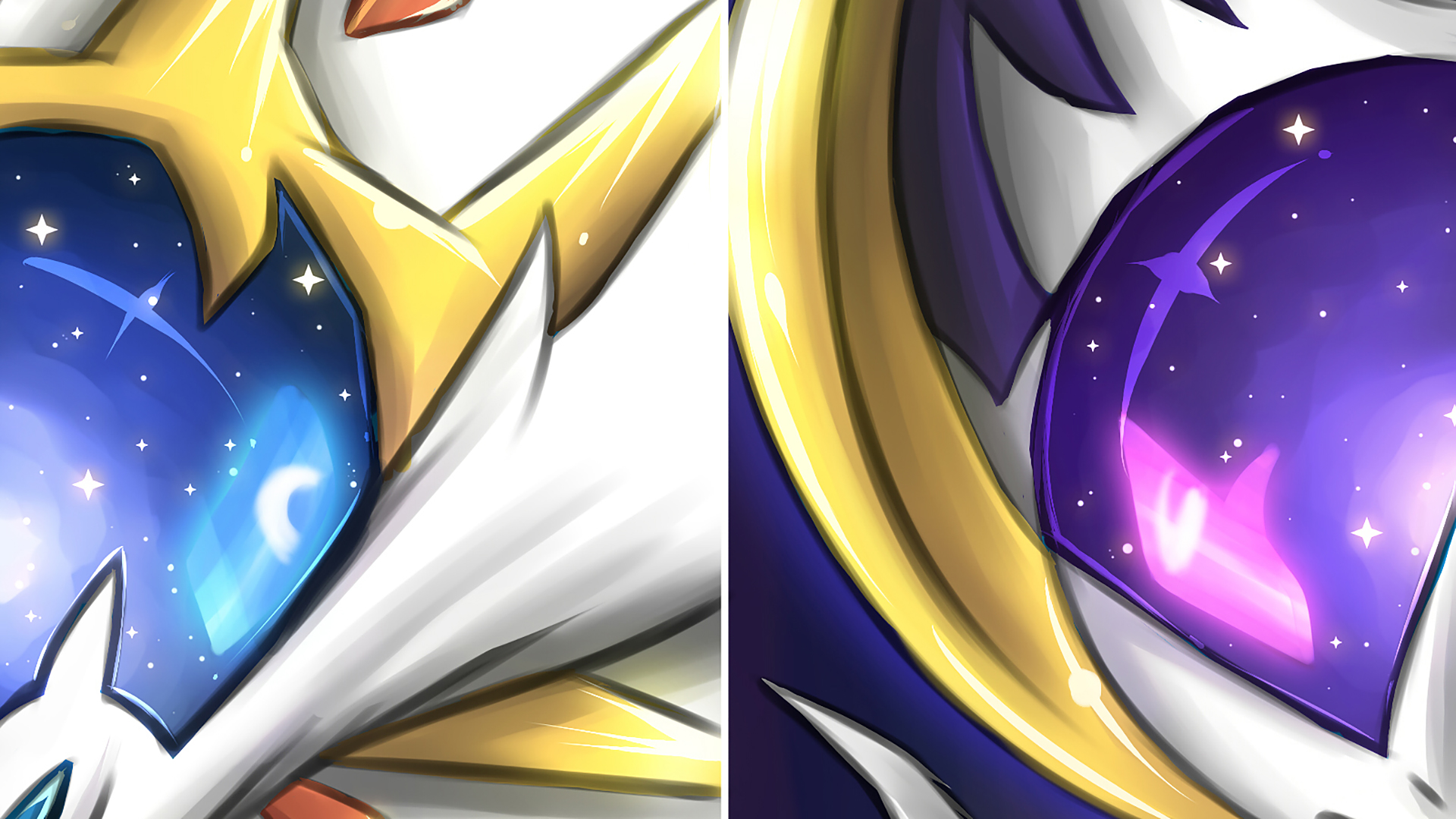 Lunala Hd Wallpapers posted by John Cunningham 1920x1080