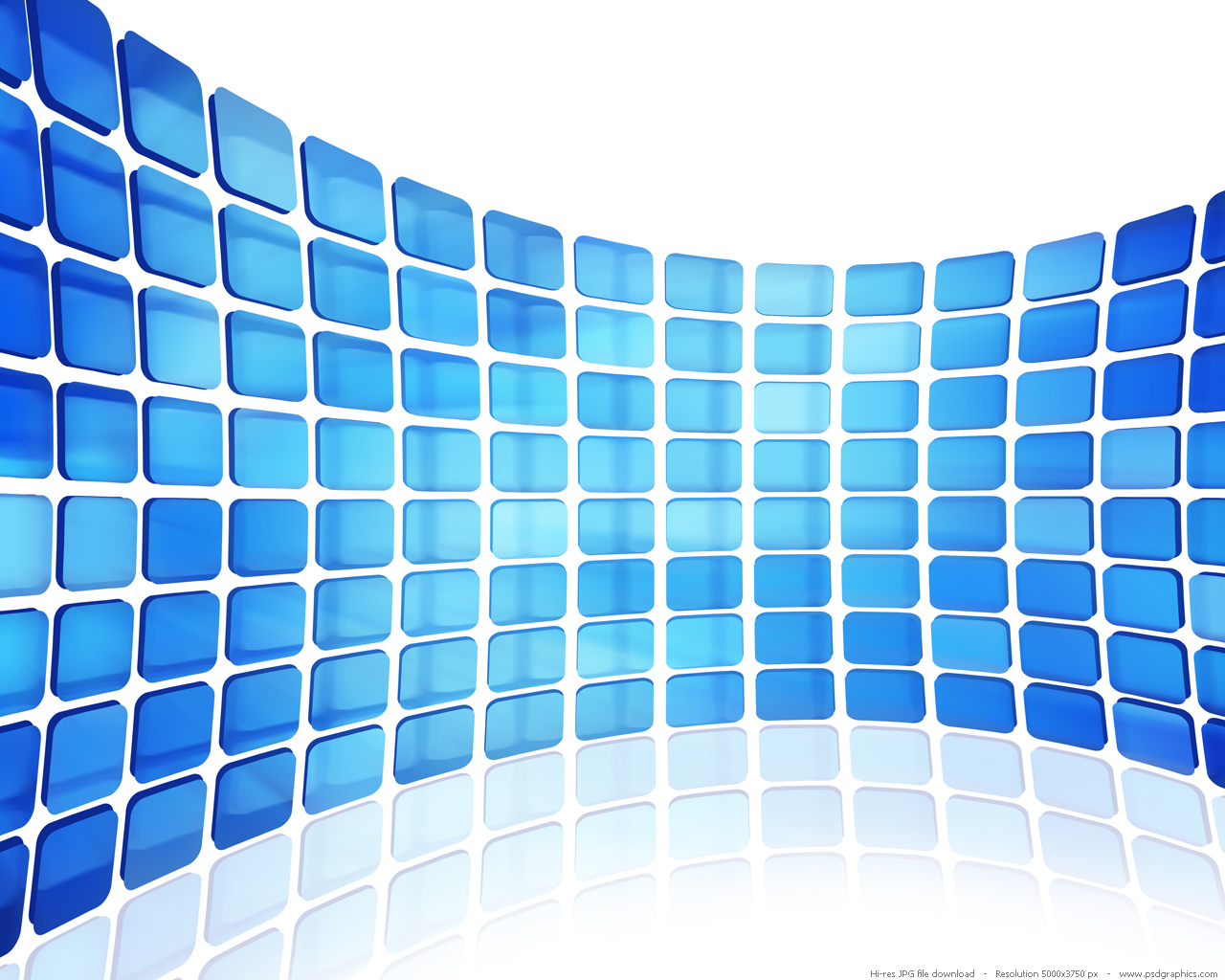 Abstract pixel wave background PSDGraphics 1280x1024