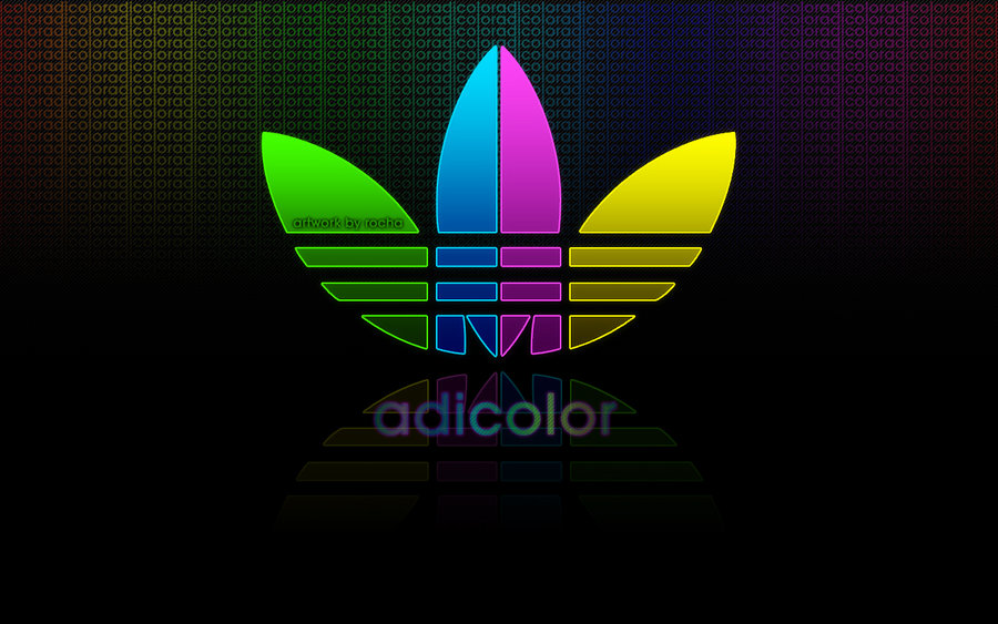 httprocha93deviantartcomartAdidas Colorfull Wallpaper 258409009 900x563