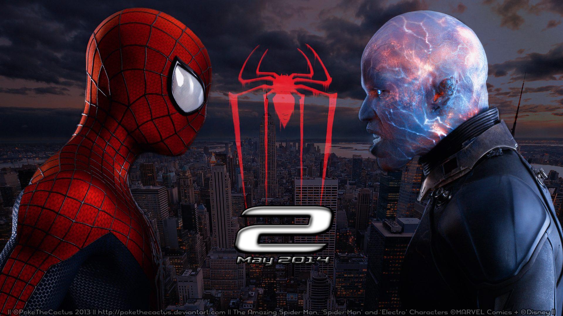 The Amazing Spider Man 2 Movie   Wallpaper High Definition High 1920x1080