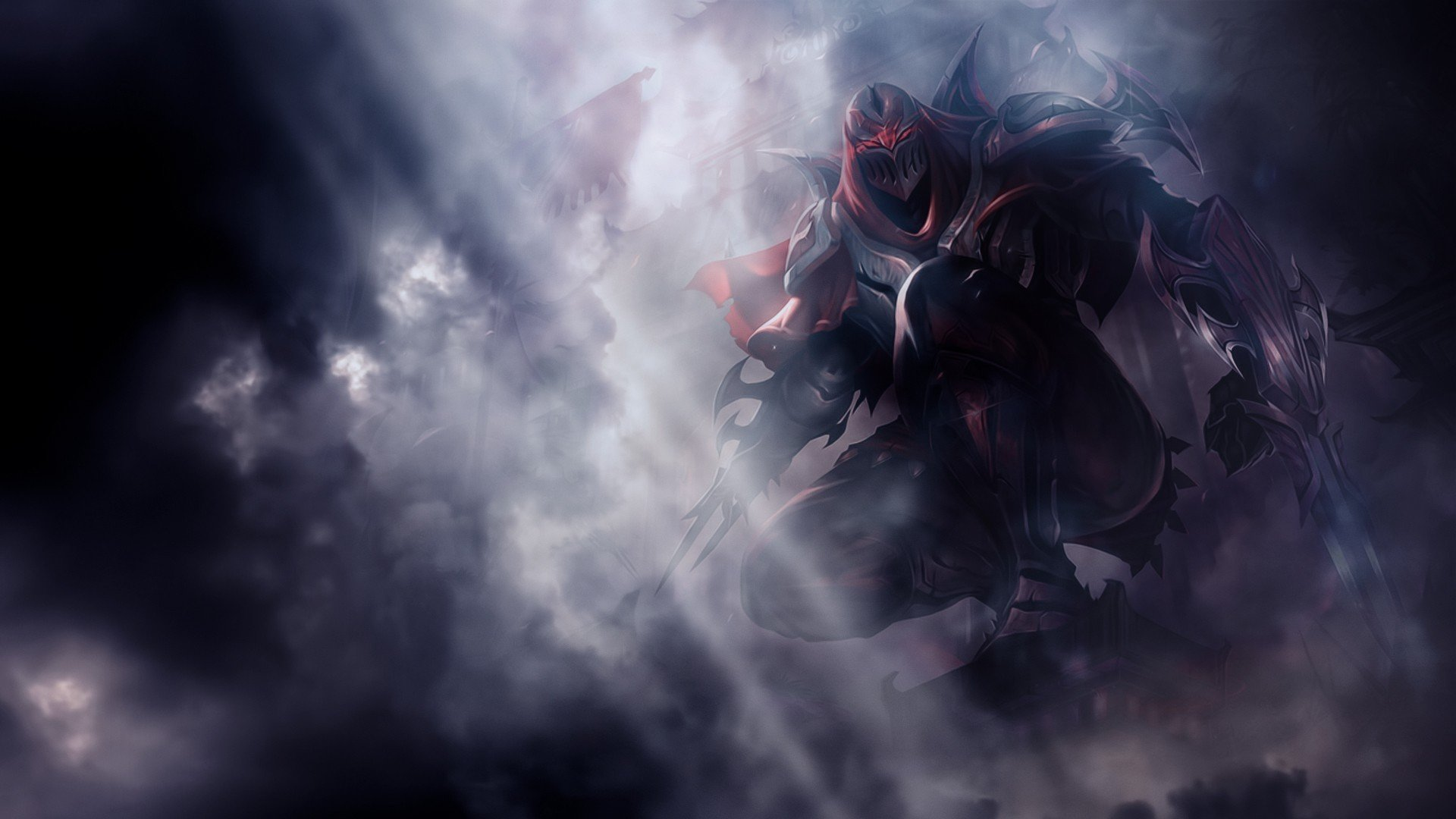 Free Download Best Zed League Of Legends Wallpaper Id171465 For