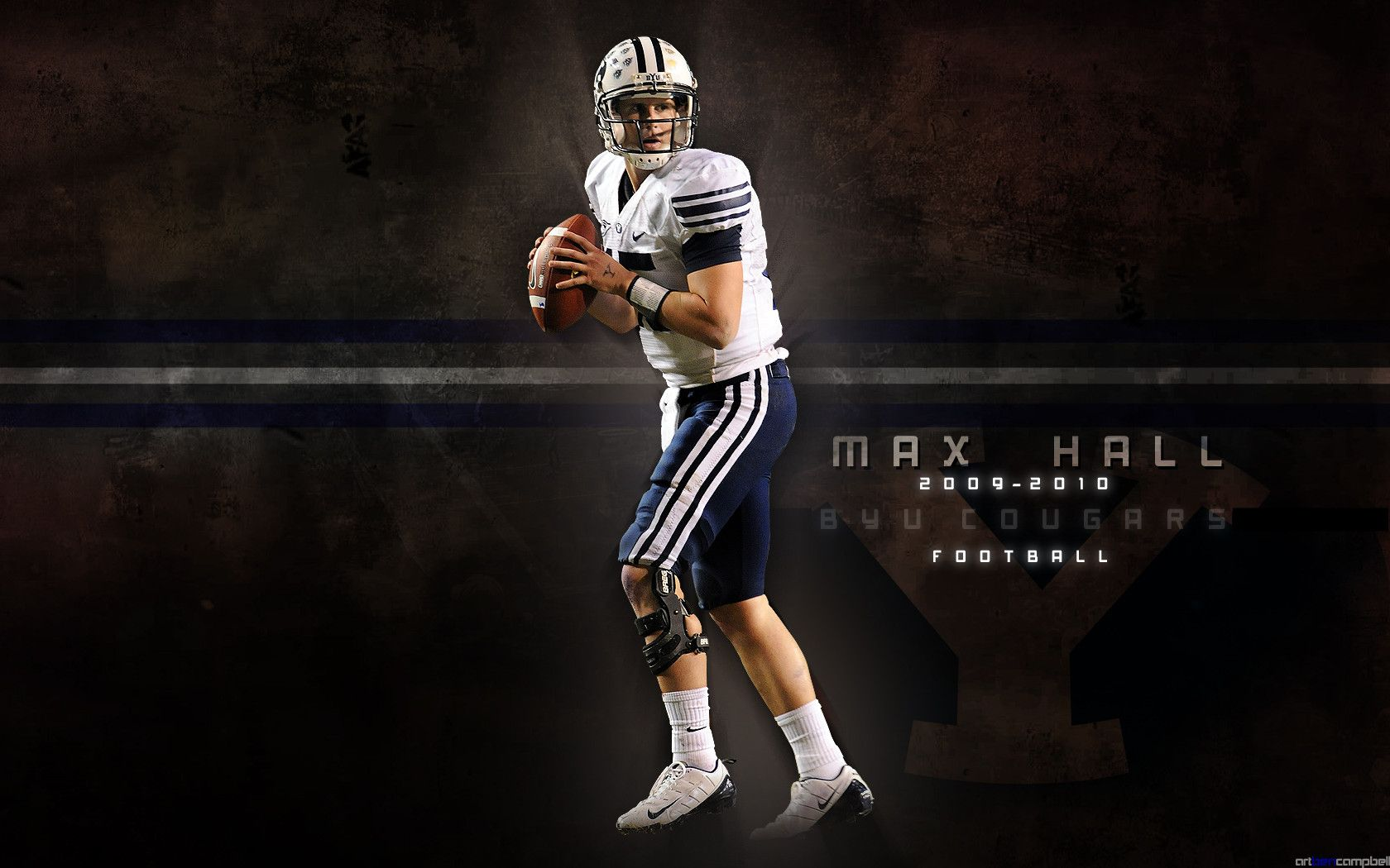 Cool College Football Wallpapers: [48+] Cool BYU Wallpapers On WallpaperSafari
