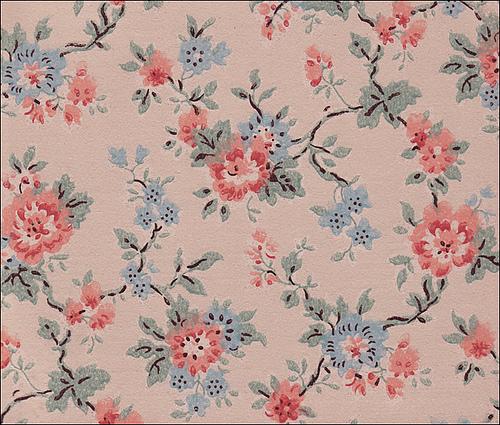 Blue Rose Wallpaper Floral Wallpaper 500x425