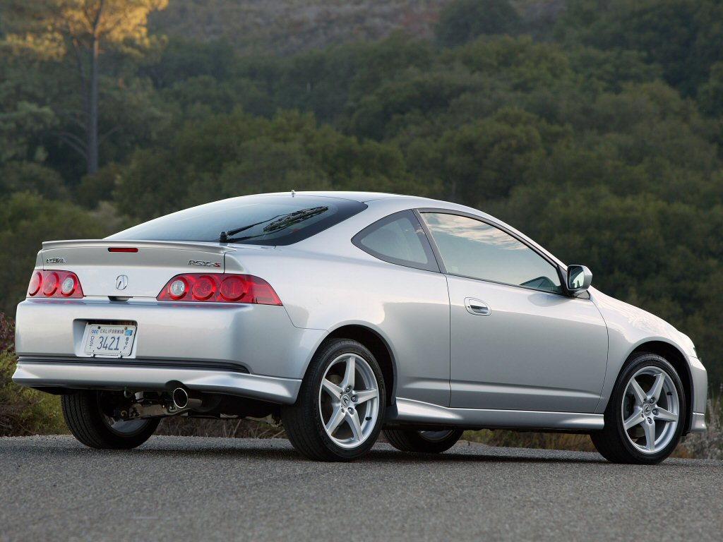 Free Download 2005 Acura Rsx Type S Specifications Images Tests