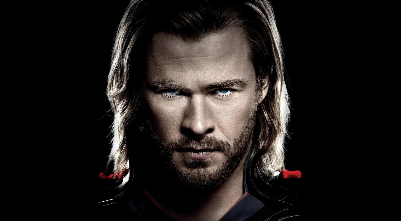 Chris Hemsworth Thor Ragnarok HD Wallpaper   StylishHDWallpapers 1366x754