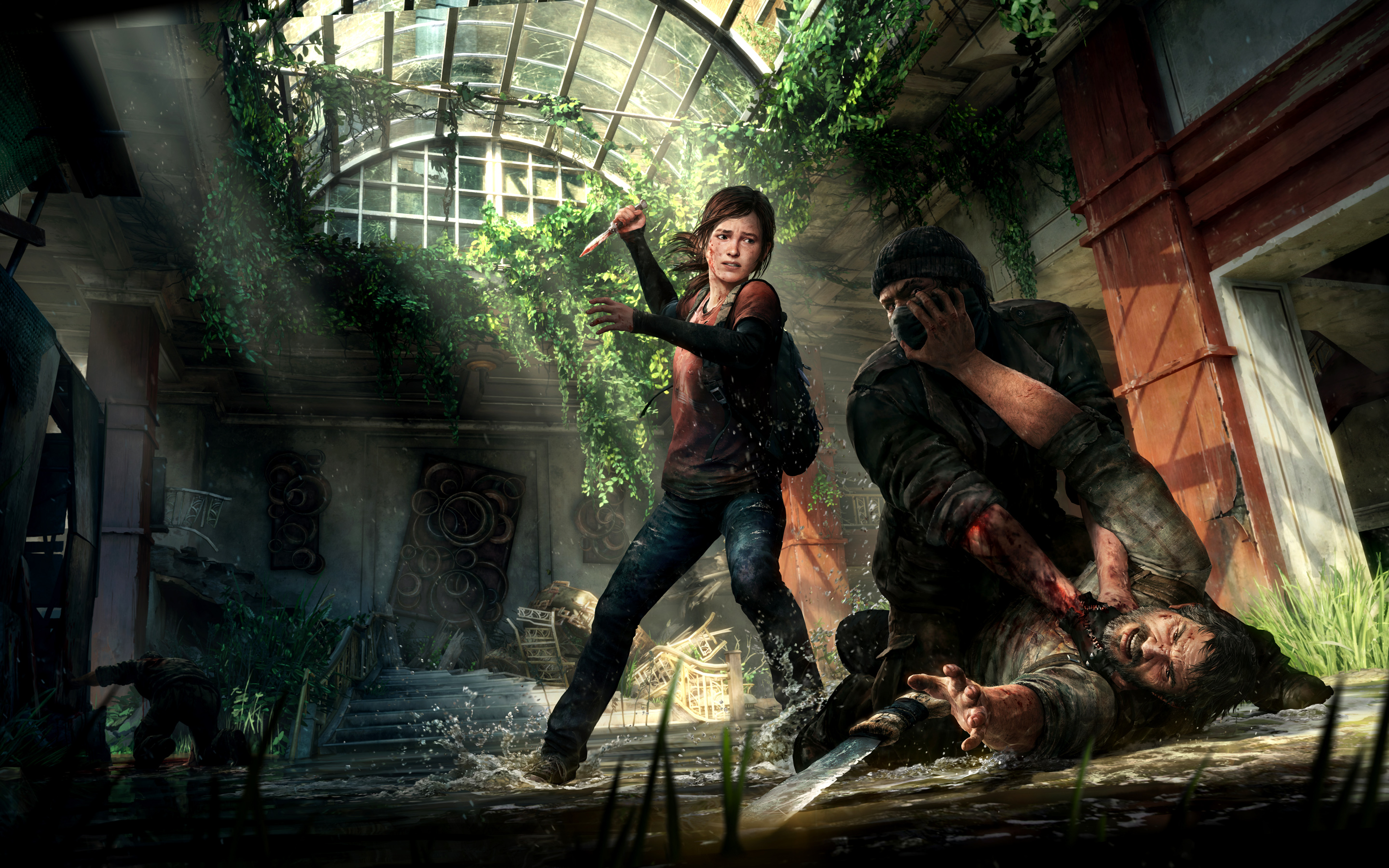 The Last of Us PS3 Game Wallpapers HD Wallpapers 2880x1800