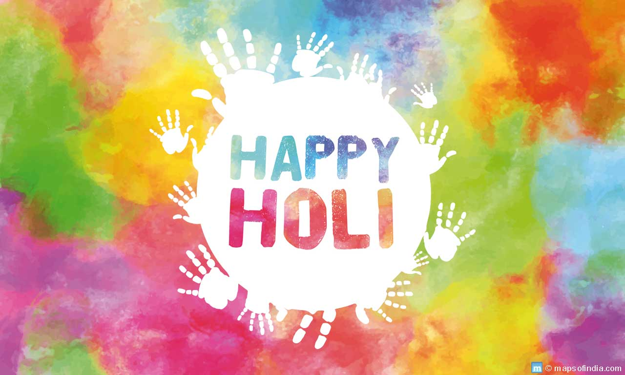 Holi Wallpapers and Images 2018 Download Holi Wallpapers 1280x768