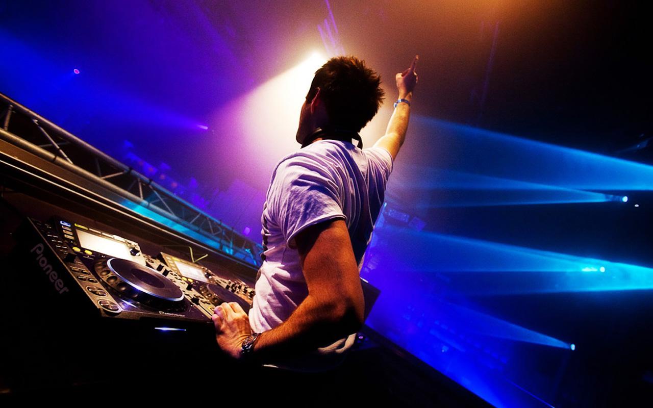 Free download Trance Music Artist 1280x800 Wallpaper World