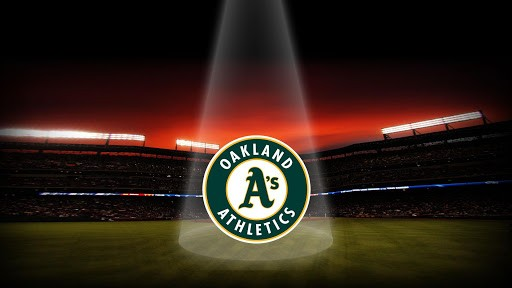 View bigger   Oakland Athletics Wallpaper for Android screenshot 512x288