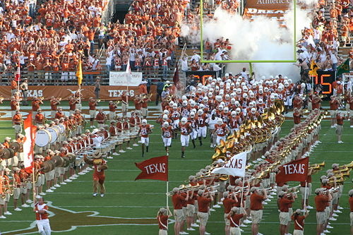 Create a background for your UT Longhorns wallpaper The background 500x333